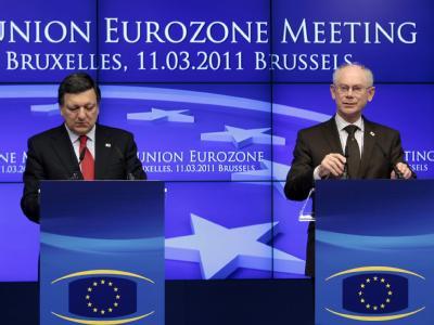 Barroso und Van Rompuy