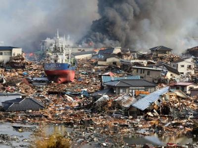 Erdbeben und Tsunami in Japan