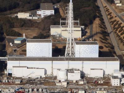 Der erste Reaktor des schwer beschädigten Atomkraftwerks in Fukushima.
