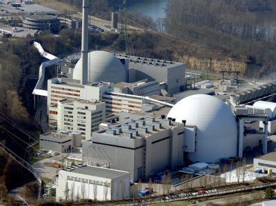 Urplötzlich Wahlkampfthema in Baden-Württemberg: das Atomkraftwerk Neckarwestheim (Archiv).