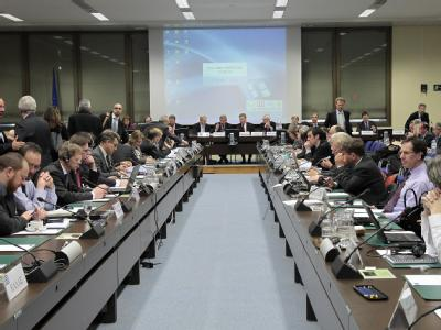 EU-Treffen zur Japan-Katastrophe