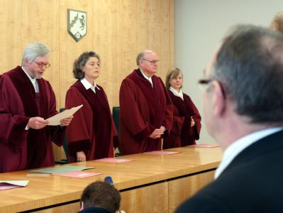 Landesverfassungsgericht NRW