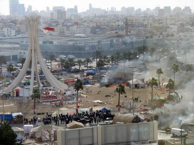 Die Lage in Bahrain bleibt angespannt.