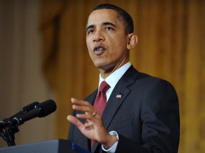 US-Präsident Barack Obama (Archivbild)