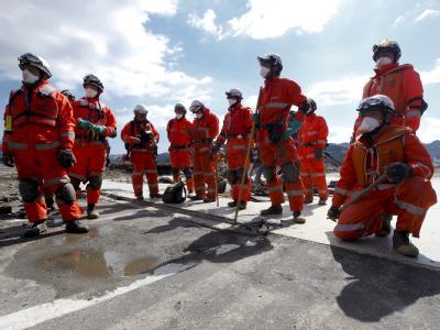Japanische Feuerwehr