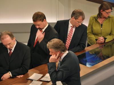Landtagswahlen Sachsen-Anhalt