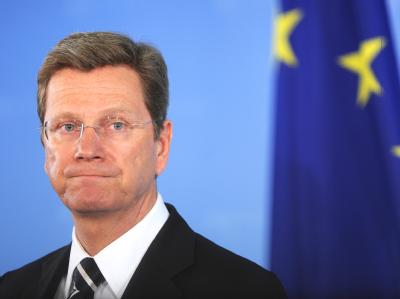 Bundesaußenminister Guido Westerwelle erklärt die deutsche Außenpolitik.