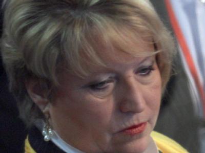 Enttäuschung bei der FDP-Landesvorsitzenden Cornelia Pieper