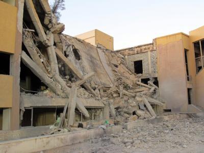 Weitere Luftangriffe auf Libyen