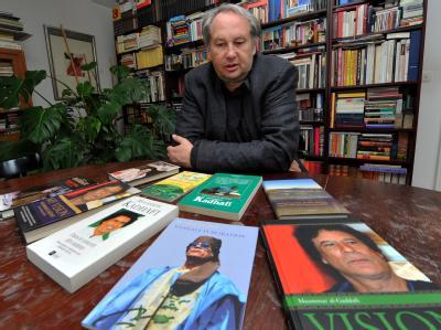 Deutscher Gaddafi-Verleger Farin