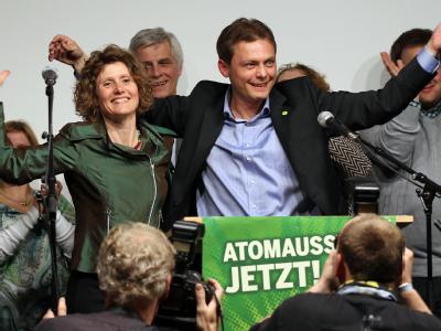 Grünen-Spitzenkandidaten in Rheinland-Pfalz
