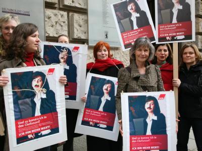Spitzengespräch 'Stufenplan Frauen in Führung'
