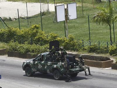Machtkampf in Elfenbeinküste