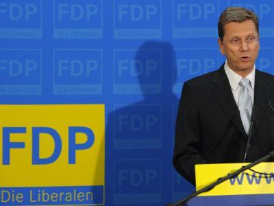 Der FDP-Vorsitzende Guido Westerwelle will während des nächsten FDP-Parteitages nicht mehr für den Parteivorsitz kandidieren.