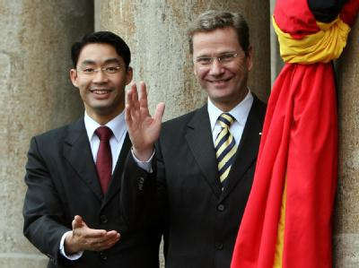Wird Philipp Rösler Nachfolger von Guido Westerwelle als Chef der FDP?