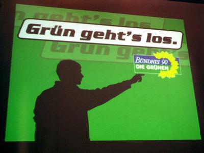 Nach ihrem Wahlerfolg in Baden-Württemberg sind die Grünen in der Wählergunst bundesweit auf einen neuen Rekordwert geschnellt und liegen nun vor der SPD (Archivfoto).
