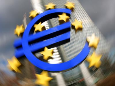 Der Euro liegt auf einem 15-Monats-Hoch.
