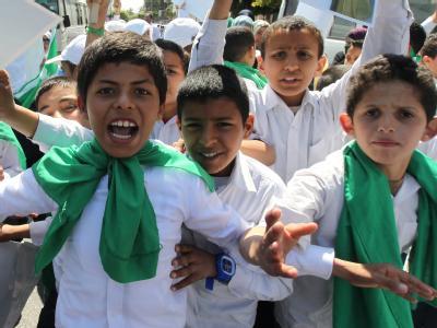 Libysche Kinder