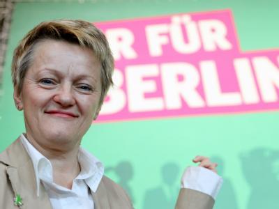 Renate Künast ist von den Berliner Grünen als Spitzenkandidatin für die Abgeordnetenhauswahl nominiert worden.