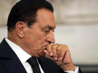 Ex-Staatschef Ägyptens: Hosni Mubarak. Ihm wird Korruption vorgeworfen. Außerdem soll er Schlägertrupps zur Einschüchterung von Demonstranten bezahlt haben.(Archivbild)</p><p>