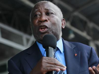 Weigerte sich bis zuletzt gegen eine Machtablösung: Präsidenten Laurent Gbagbo. (Archivbild)