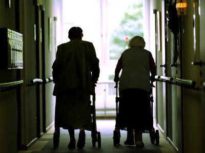 Spitzentreffen zur Pflegereform