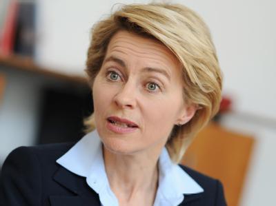 Will über die Zukunft der Rente einen breit angelegten «Regierungsdialog» starten: Bundesarbeitsministerin Ursula von der Leyen (CDU). (Archivbild)