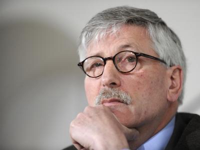Will nicht freiwillig die sozialdemokratische Partei verlassen: Der ehemalige Bundesbankpräsident und Buchautor (