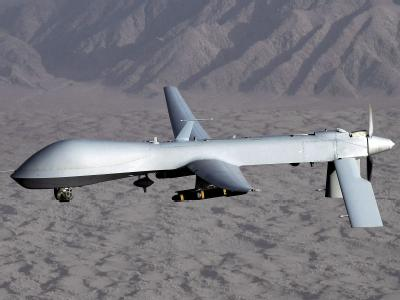 Immer wieder setzt das US-Militär unbemannte Flugzeuge im Kampf gegen Extremisten ein. (Archiv- und Symbobild)