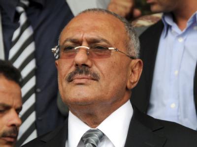 Jemens Präsident Ali Abdullah Salih will nicht auf die Macht verzichten. (Archivbild)