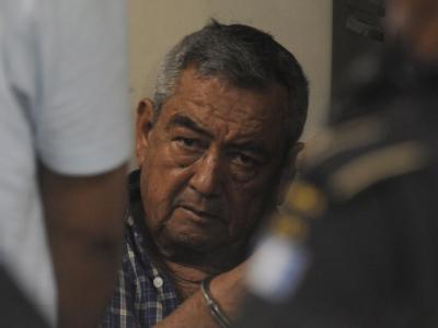 Soll an die USA ausgeliefert werden: Der Chef der Bande «Los Lorenzana», Waldemar Lorenzana Lima.