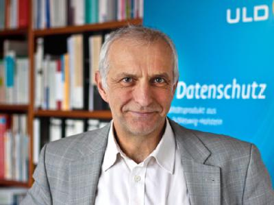Der schlewig-Holsteinische Datenschutzbeauftragte Thilo Weichert.