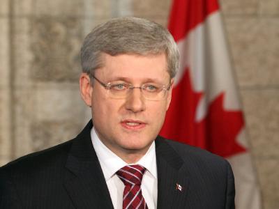 Stephen Harper ist seit fünf Jahren Premierminister Kanadas.