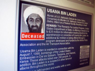 Osama Bin Laden bei US-Operation getötet