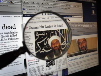 Bin Laden tot