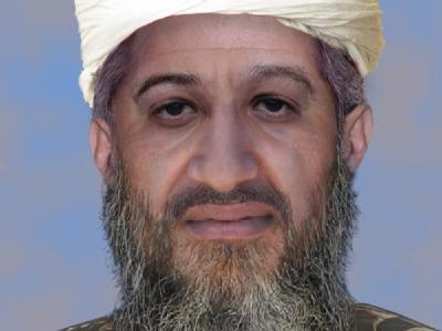 Mit diesem künstlich gealterten Porträt suchte das FBI nach Osama bin Laden.