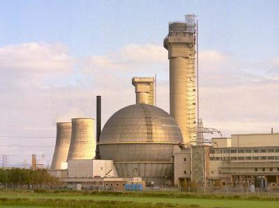 Geplanter Terrorakt? Nahe der Atomanlage Sellafield sind fünf Männer festgenommen worden. Sie sollen die Anlage gefilmt haben. (Archivbild)