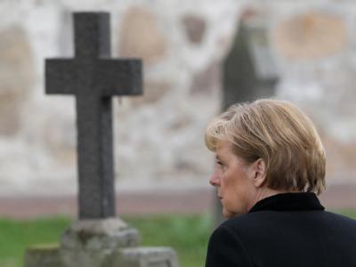 Kanzlerin Angela Merkel hat ihre Freude über Tod des Massenmord-Planers Bin Laden deutlich gemacht. (Symbolbild)