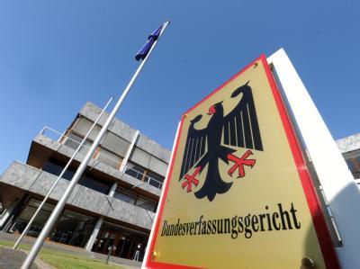 Bundesverfassungsgericht in Karlsruhe: Es hat die Regelungen zur Sicherungsverwahrung gefährlicher Straftäter für verfassungswidrig erklärt.