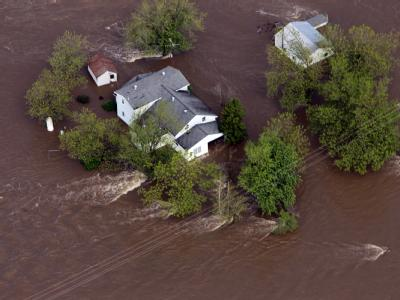 �berschwemmung