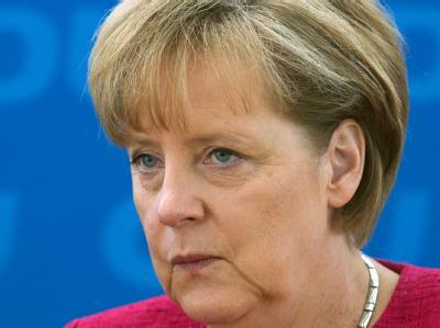 Bundeskanzlerin Angela Merkel muss sich weiter Kritik aus den eigenen Reihen gefallen lassen.