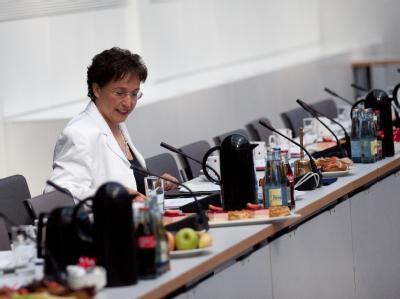 FDP-Fraktionschefin Birgit Homburger soll neue Vize-Parteichefin werden und gibt dafür den Fraktionsvorsitz auf.