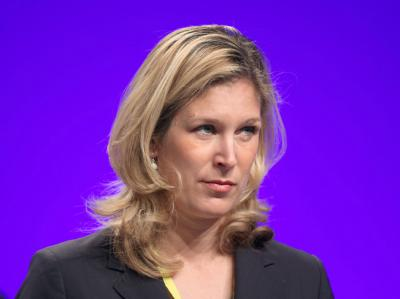 FDP-Europapolitikerin Silvana Koch-Mehrin. (Archivbild)