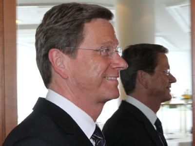 Soll Außenminister bleiben: Guido Westerwelle.