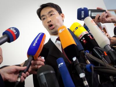«Mit 45 ist Schluss.»: Das verkündet  der 38-jährige FDP-Spitzenpolitiker Rösler immer wieder.