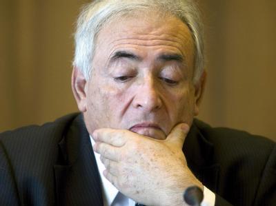 Strauss-Kahn festgenommen