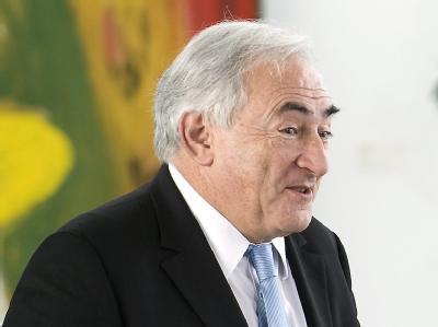 Dominique Strauss-Kahn, hier ein Archivbild, ist festgenommen worden.