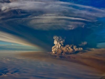Vulkanausbruch Grimsvötn