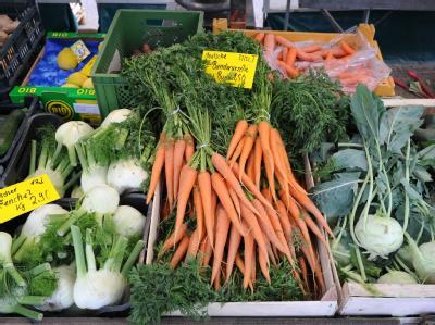 Gemüseangebot