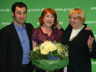 Linnert bei Grünen in Berlin